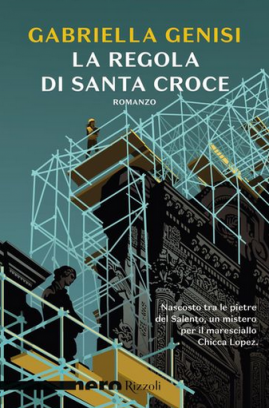 Gabriella Genisi - La regola di Santa Croce (2021) [Epub  AZ