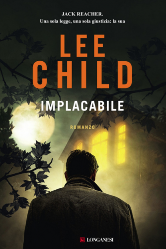 Lee Child - Implacabile (2021) [Epub  AZW3]