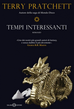 Terry Pratchett - Tempi interessanti (2021) [Epub  AZW3]