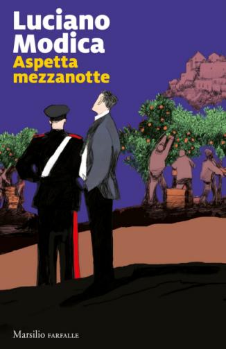 Luciano Modica - Aspetta mezzanotte (2021) [Epub  AZW3]