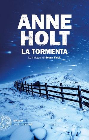 Anne Holt - La tormenta (2021) [Epub  AZW3]