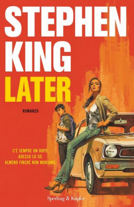 Stephen King - Later (2021) [Epub  AZW3]