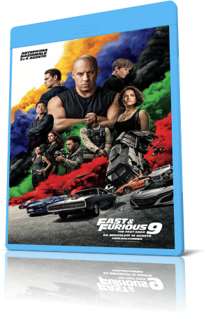 Fast & Furious 9 - The Fast Saga (2021) [iTALiAN.MD.1080