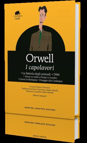 George Orwell - I capolavori - Edizioni integrali (2021) [ep