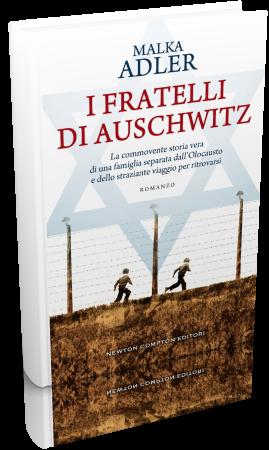 Malka Adler - I fratelli di Auschwitz [Ungheria, 1944] (2021