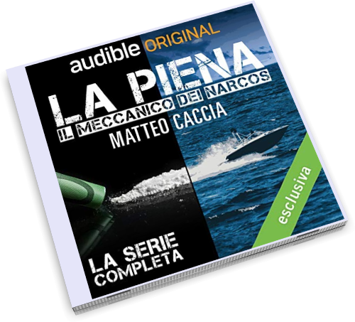 [Audible] La Piena - di Matteo Caccia (2018) MP3 128 kb/s iN