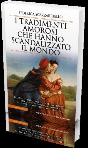 Federica Scazzarriello - I tradimenti amorosi che hanno scan