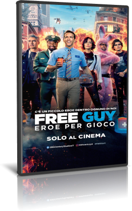 Free Guy - Eroe per gioco (2021) [iTALiAN.AC3.MD.720p.HDTS.x