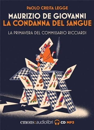 Maurizio de Giovanni - La condanna del sangue [Audiobook]  (